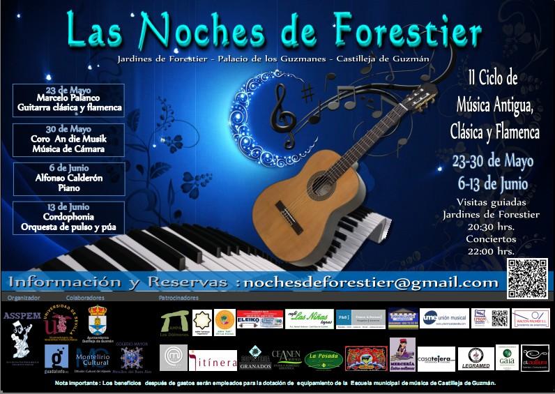 ampa_Las noches de Forestier