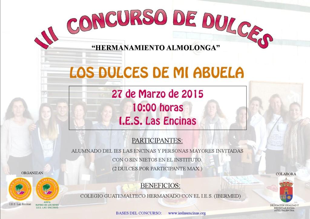 ampa_CARTEL CONCURSO DULCES3