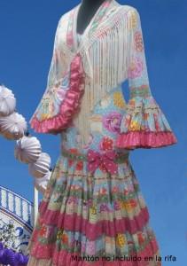 vestido rifa