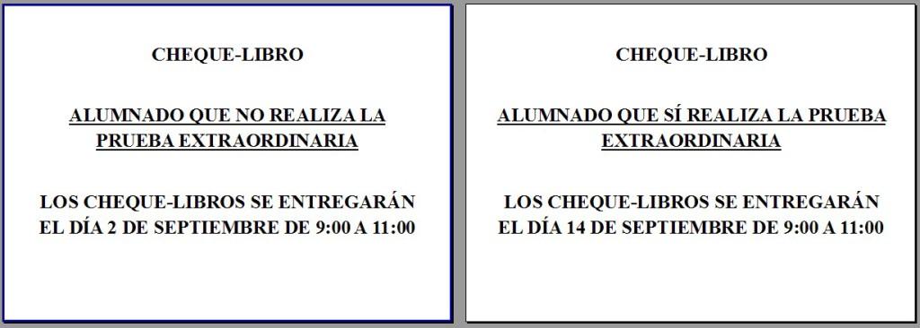 ampa_Cheque libros 2016